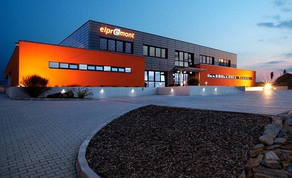 Vítěz kategorie Stavby technologické a pro průmysl a zemědělství: Areál ELPREMONT elektromontáže ve Velké Bystřici