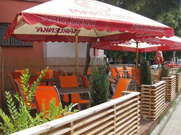 Cafébar PAPA George, Uherské Hradiště