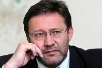 Jiří Zemánek, předseda krajského výboru ČSSD v Olomouci