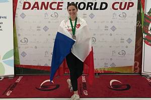 Žákyně ZUŠ Žerotín Hana Machovská je druhá na světě