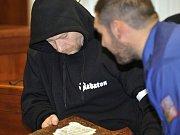 Viktor Štingl u soudu v Brně.