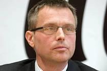 Ředitel Moravského divadla Olomouc Josef Podstata