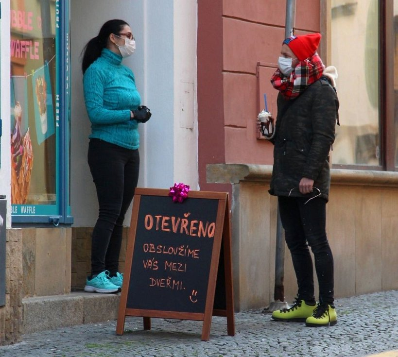 Olomouc v čase koronaviru
