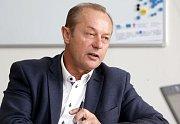 Jiří Kudláček při on-line rozhovoru se čtenáři Deníku