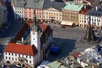 Olomoucké Horní náměstí.