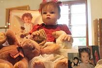 Výstava panenek a dalších hraček v Litovli