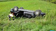 Dopravní nehoda v přerovské místní části Kozlovice