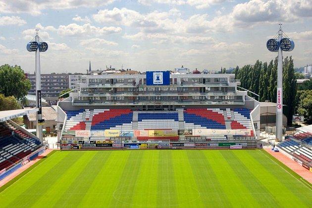 Andrův stadion v Olomouci