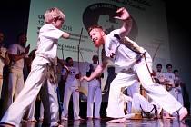Festival de Capoeira v olomouckém kině Metropol