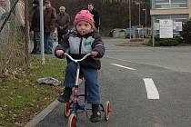 Otevření cyklostezky