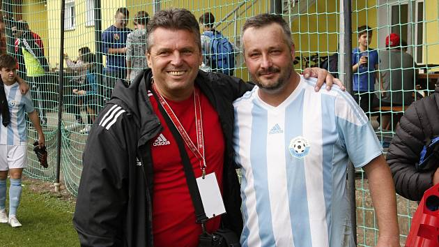 Miroslav Lojka, David Kobylík