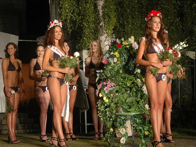 Miss Léto 2009