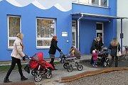 Olomoucká mateřinka Hermannova má nové oddělení pro dvacet pět dětí.