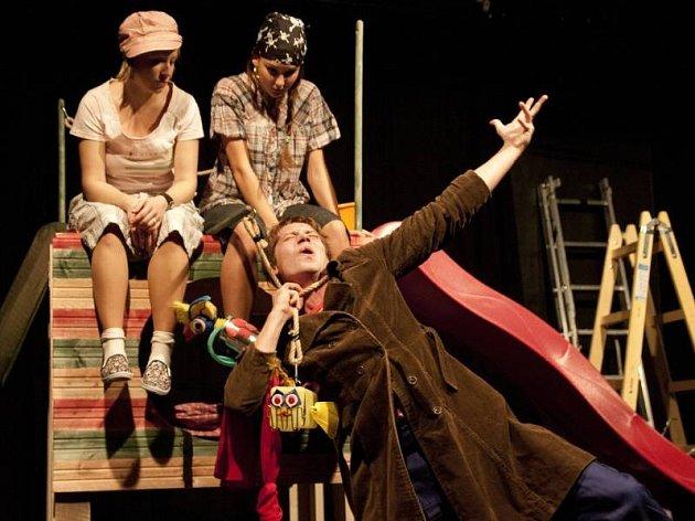 Pirátská pohádka v Divadle Tramtarie