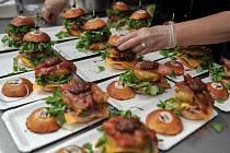 Festival jídla. Ilustrační foto