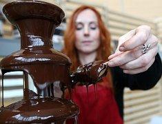 Čokoládový festival. Ilustrační foto