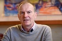 Ředitel Fakultní nemocnice Olomouc Roman Havlík ve videoreportu o covidové situaci