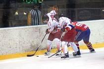 Hokej HC Olomouc – HC Třebíč