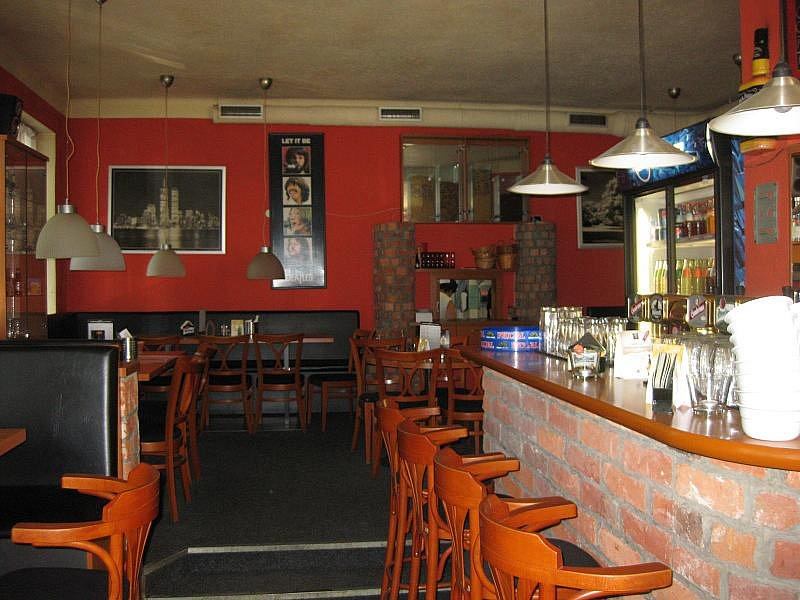 Blues Rock Café v Olomouci