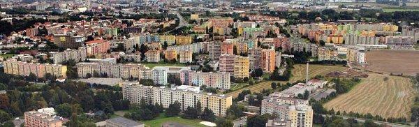 Olomoucké sídliště Povel