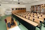 Nové a opravené učebny Pedagogické fakulty UP v Purkrabské ulici v Olomouci