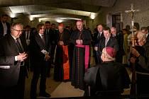 Zástupci církve, města i státu uctili ve Vídni památku Rudolfa Jana. Připomněli 200 let od zvolení habsburského prince do čela olomoucké arcidiecéze.