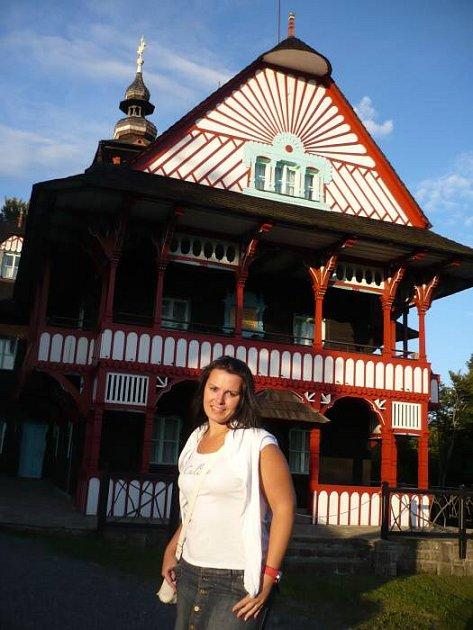 2) Hana Zakopalová, 29let, učitelka na ZŠ, Olomouc