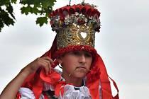 Jízda králů 2019 v Doloplazech na Olomoucku, 7. 7. 2019