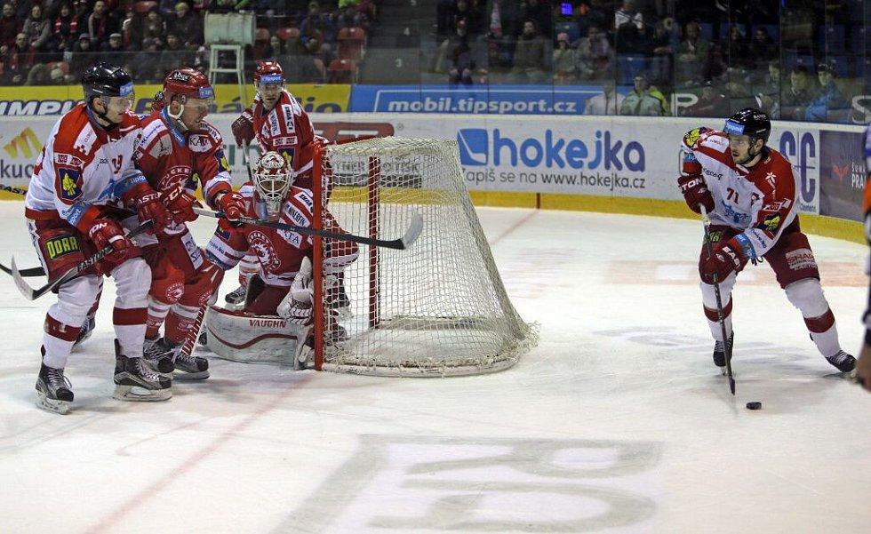 HC Olomouc - Oceláři Třinec