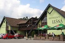 32. Restaurace a penzion Lešná, Zlín-Štípa