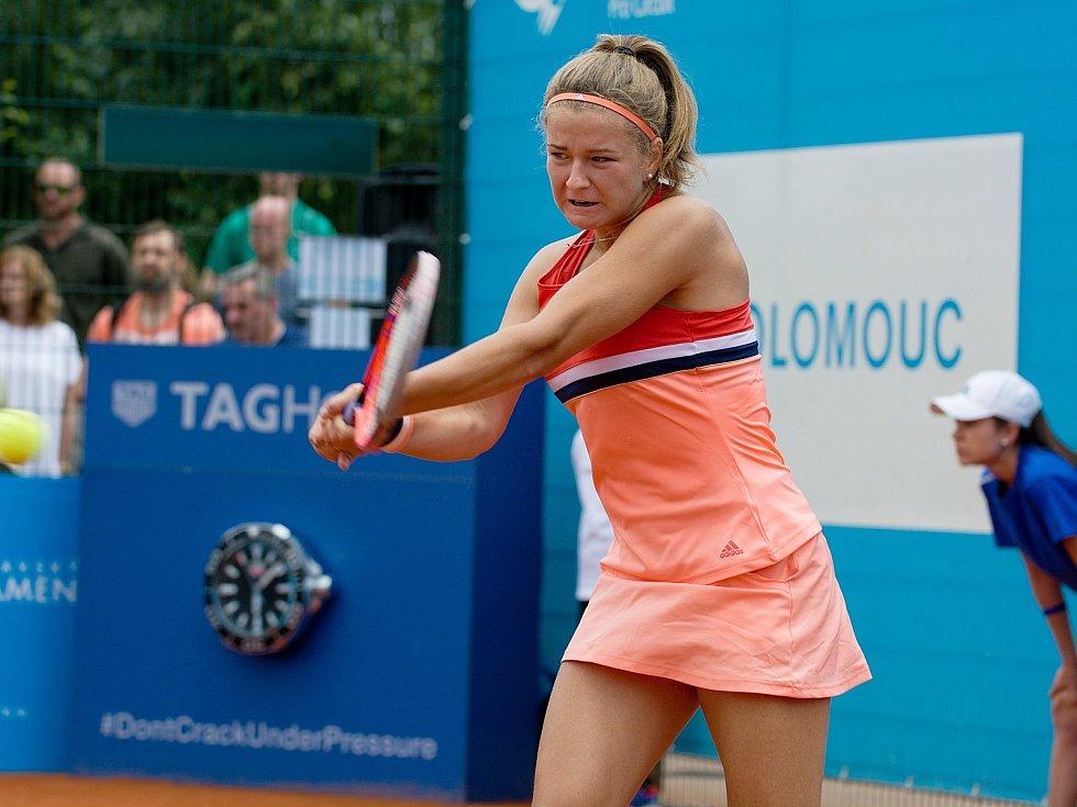 tenistka Karolína Muchová