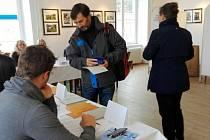 Volby 2016 v litovelském Městském klubu