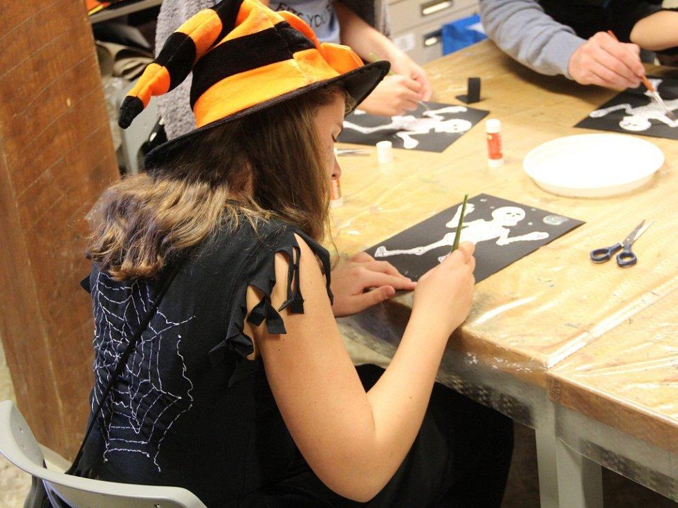 Halloween v olomoucké Pevnosti poznání