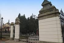 Olomouc nechala obnovit vstup na svůj největší hřbitov v městské části Neředín.