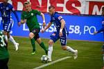 Fotbalisté Olomouce prohráli doma s Příbramí 1:2.Radim Breite