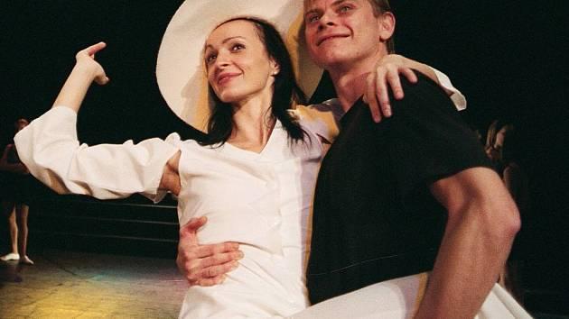 Valerij Globa a jeho manželka Monika Globa-Bernovská