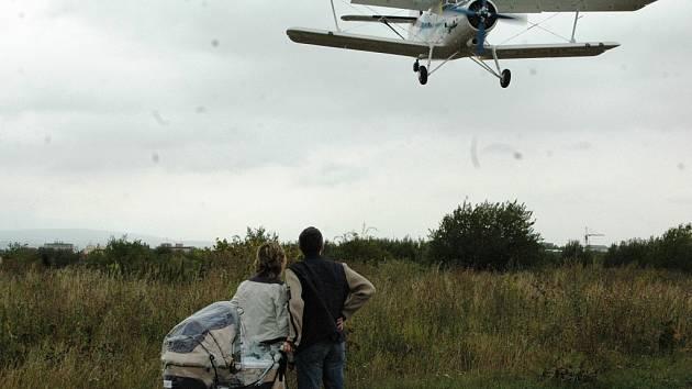 Budou letadla ještě v Olomouci přistávat?