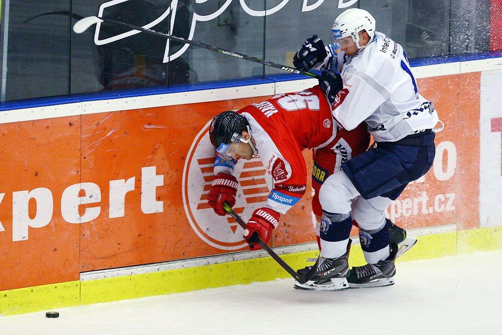 HC Škoda Plzeň vs.  HC Olomouc