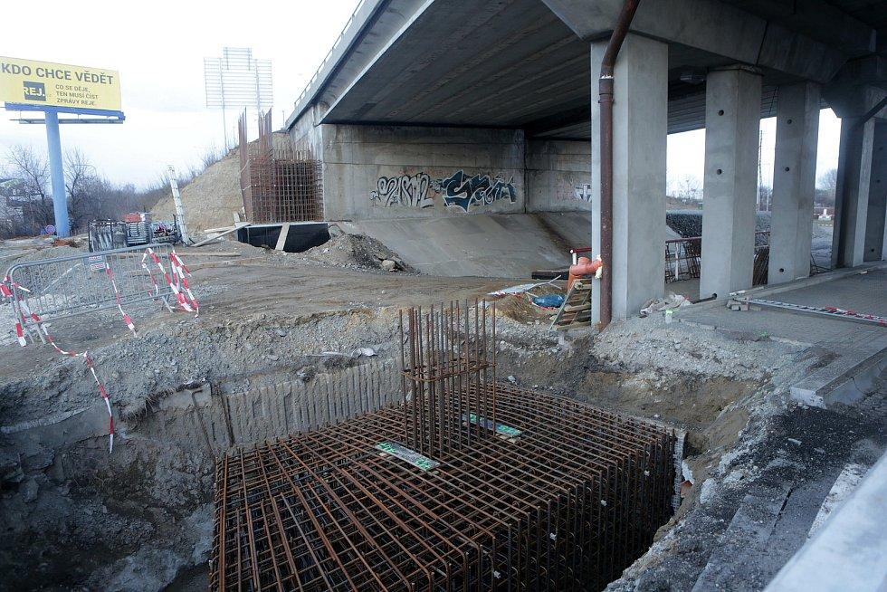 Prostějov doprava  dálnice stavba