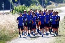 Sigma zahájila přípravu na Fotbalovou národní ligu