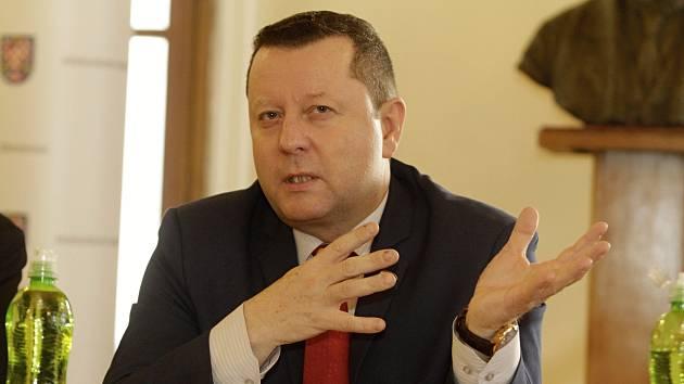 Antonín Staněk, primátor Olomouce