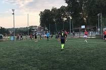 Véska - Galatasaray (malý fotbal Olomouc)