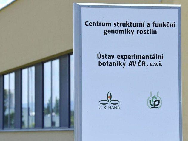 Výzkumné Centrum regionu Haná v Olomouci