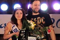 Vítězka Denisa Balatková s Rudou z Ostravy