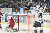 HC Škoda Plzeň vs. HC Olomouc. Ilustrační foto