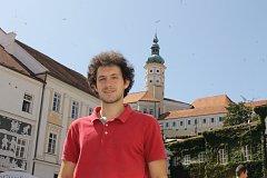 Ředitel městské společnosti Mikulovská rozvojová David Gerneš.