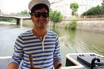 Ololoď - motorové výletní plavidlo bude vozit turisty i místní po řece Moravě v Olomouci