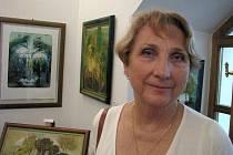 Výtvarnice Olga Stárková