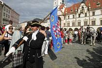 Svátky města Olomouce: průvod ke cti svaté Pavlíny