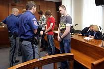 Soud s mladíky, kteří brutálně zavraždili patnáctiletou Petru v Jihlavě